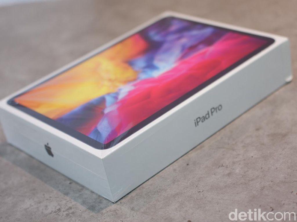 Unboxing iPad Pro 2020, Tablet Belasan Juta Rupiah yang Bisa Melayang