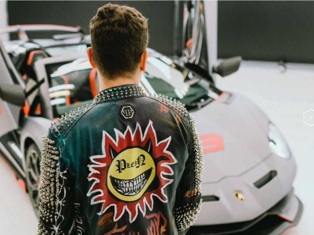 Saat Jorge Lorenzo Jatuh Hati ke Lamborghini