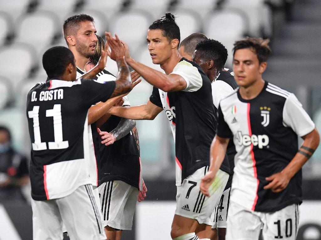 Juventus Mau Cuci Gudang