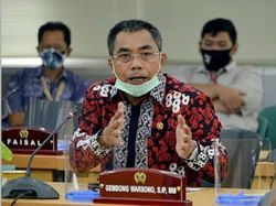 PDIP: Pemprov Jangan Alasan Tak Ada Duit Beli Barier Jl Moh Kahfi I