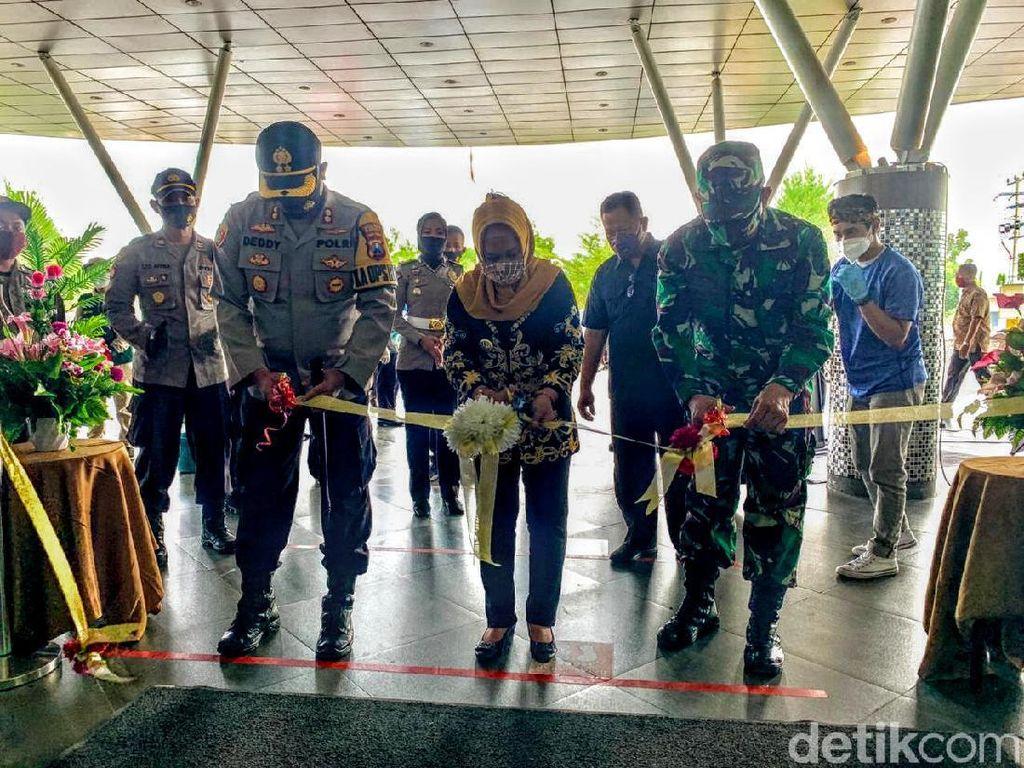 Walkot Mojokerto-Forkopimda Bentuk Mal Tangguh untuk New Normal