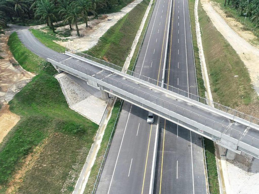 Tol Pekanbaru-Dumai Pangkas Jarak Tempuh Hampir 70 Km