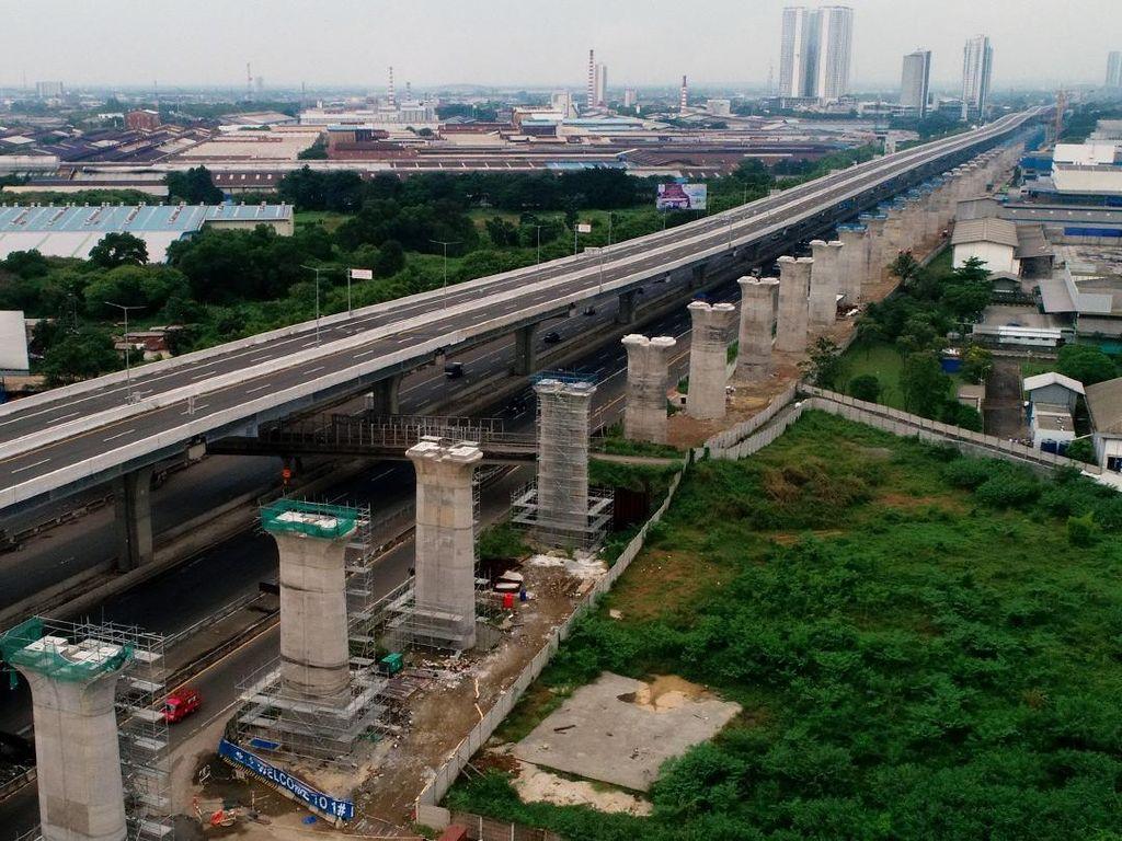 3 Fakta 2.000 TKA China di Proyek Kereta Cepat
