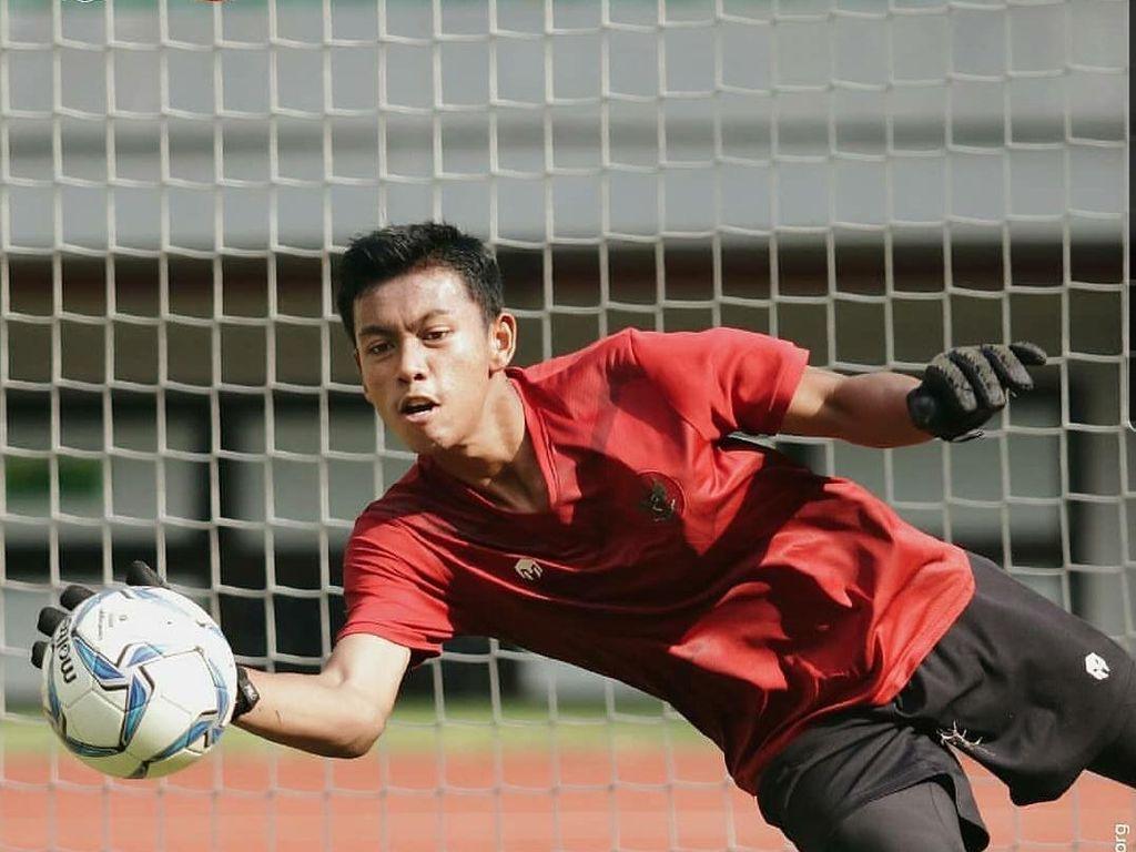Ambisi Besar Kiper Muda PSS Sleman ke Piala Asia U-16 2020