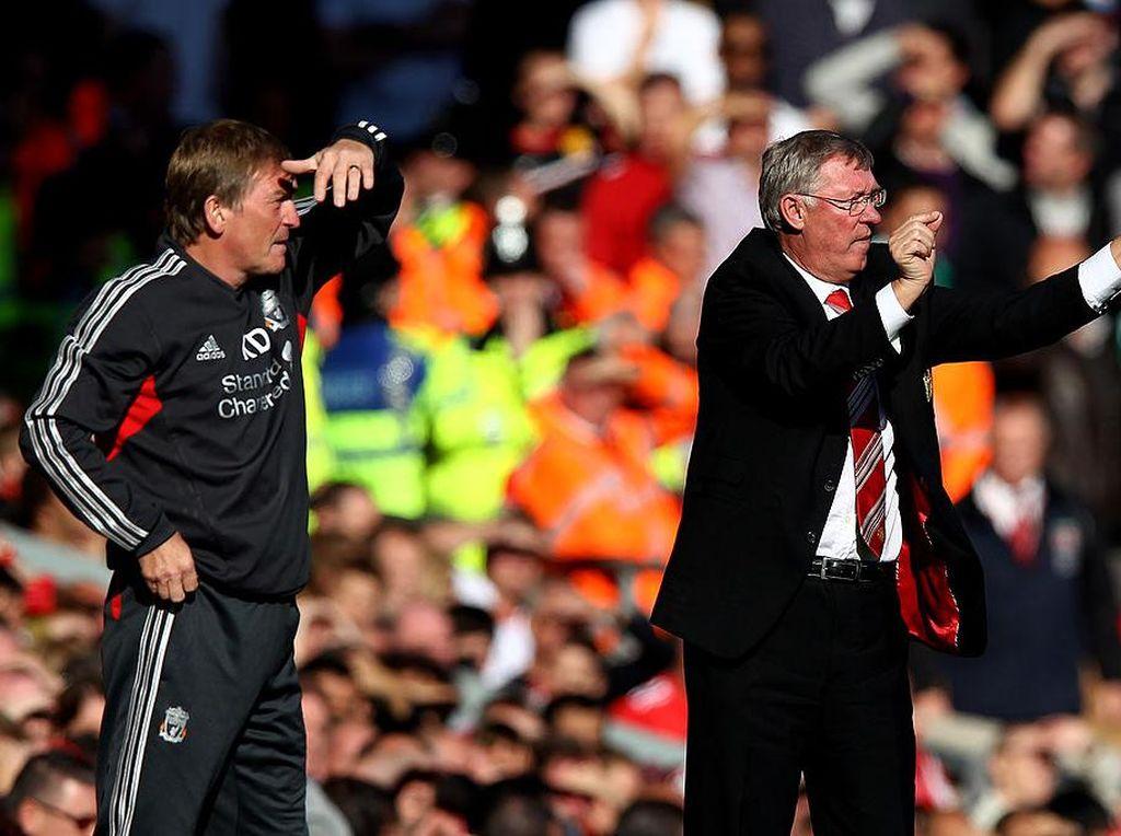 Liverpool Juara, Alex Ferguson Selamati Kenny Dalglish