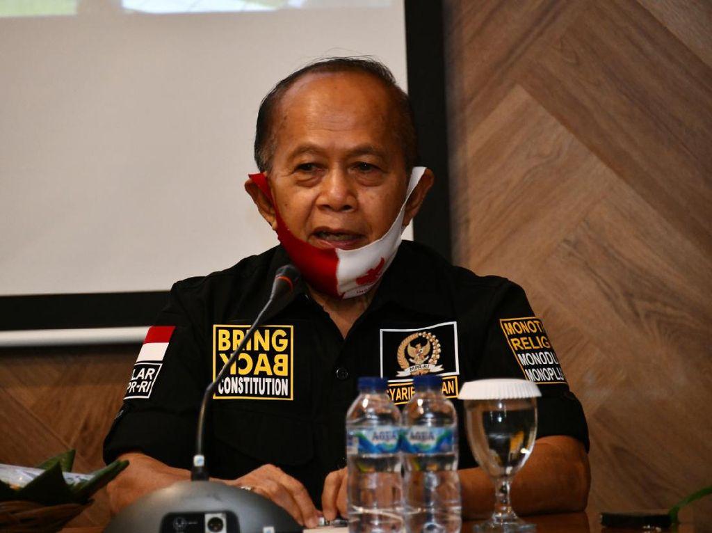 RUU HIP Diubah Jadi RUU BPIP, Syarief Hasan Minta Kajian Akademik