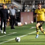 Dortmund Ikhlaskan Hakimi Pindah ke Inter