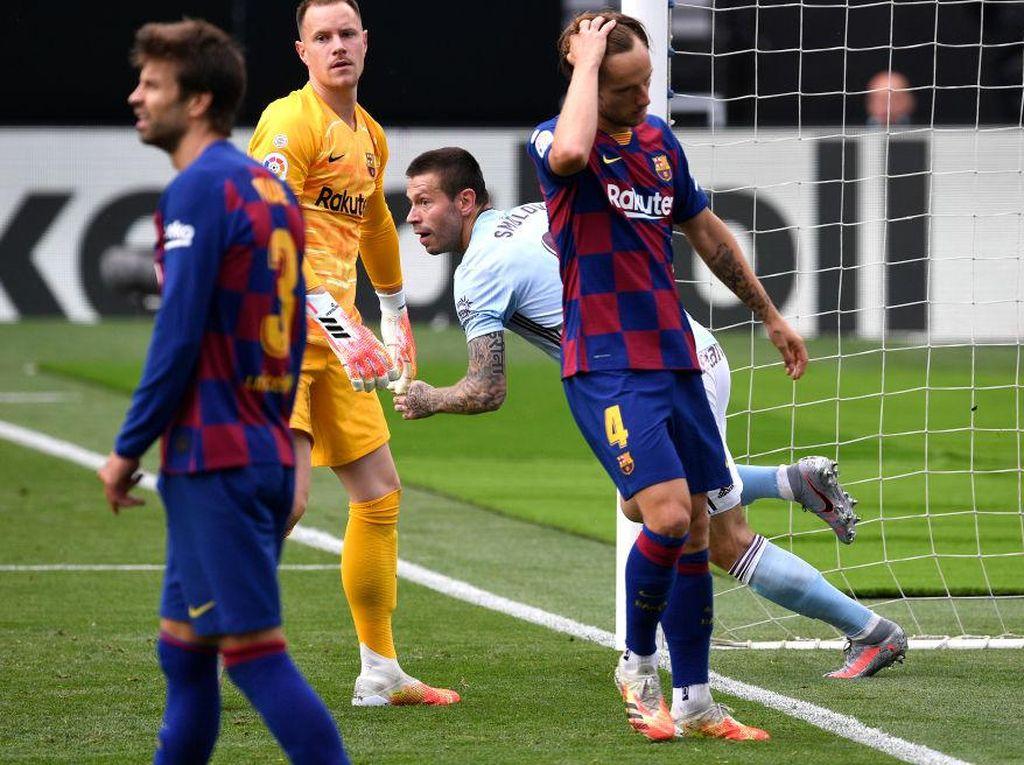 Barcelona Melempem di Laga Tandang, Suarez: Tanya Saja ke Pelatih