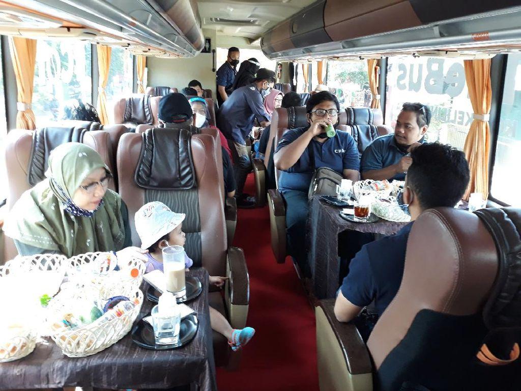 #CoffeeOnTheBus, Tawarkan Sensasi Ngopi di Dalam Bus