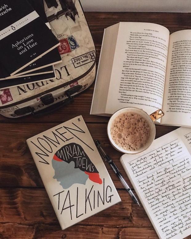 Novel Women Talking/ Foto: Instagram.com/sumaiyya.books