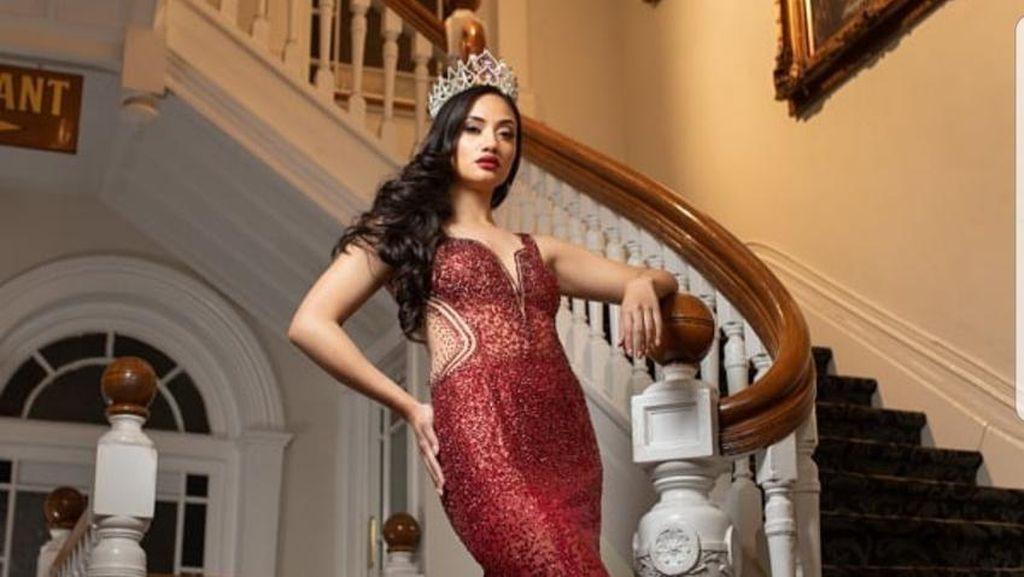 Ini Miss Universe New Zealand Kontroversial yang Ingin Papua Barat Merdeka