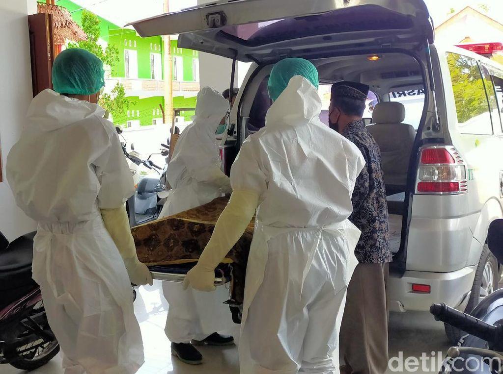 Pria di Banyuwangi Diduga Dibunuh Istri, Namun Hasil Autopsi Berkata Lain