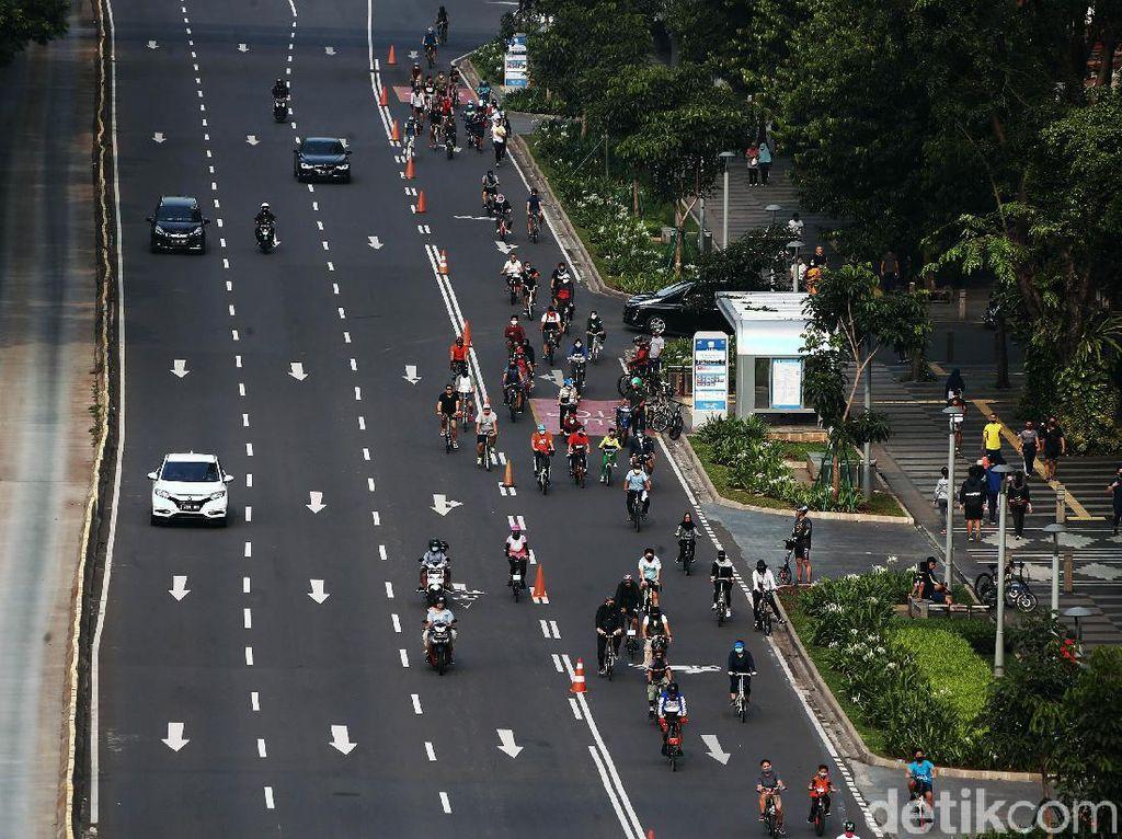 Pemprov DKI Siapkan Aturan Lalu Lintas untuk Pengguna Sepeda