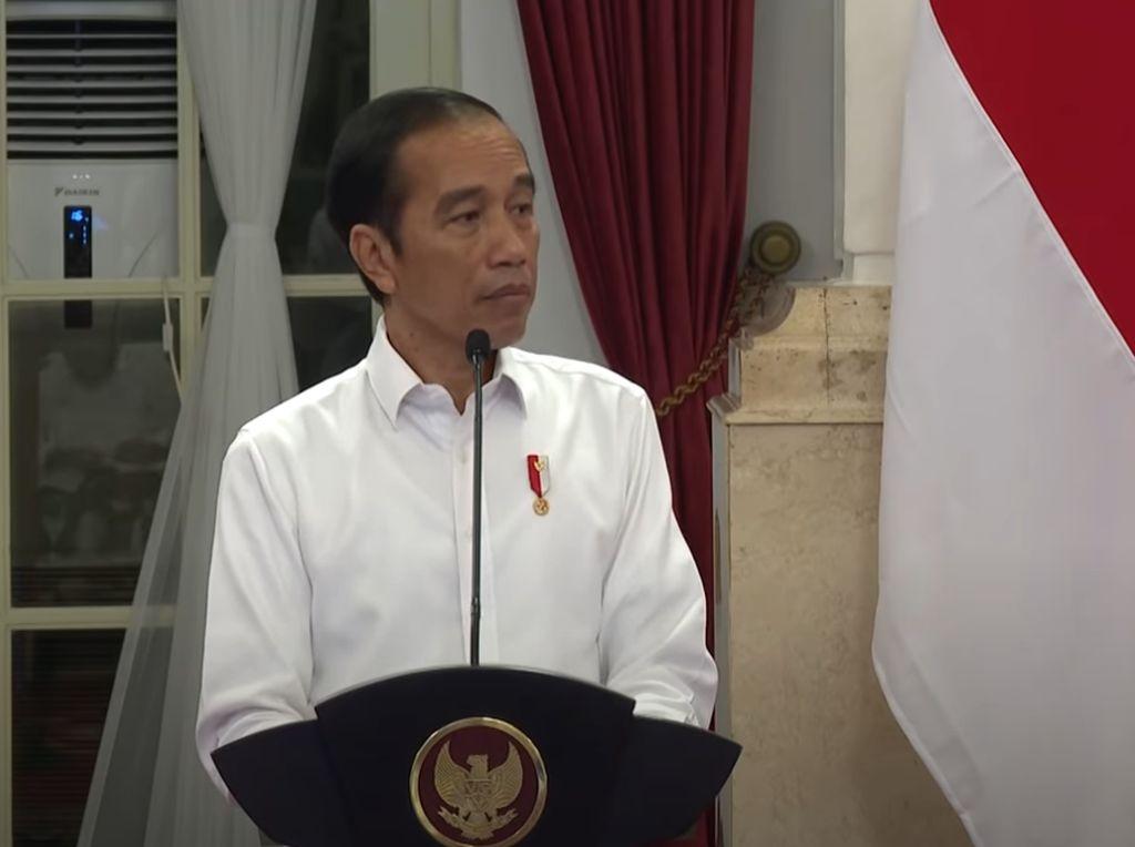 Jokowi ke Pemda: Anggaran Kesehatan-Bansos Segera Keluarkan!