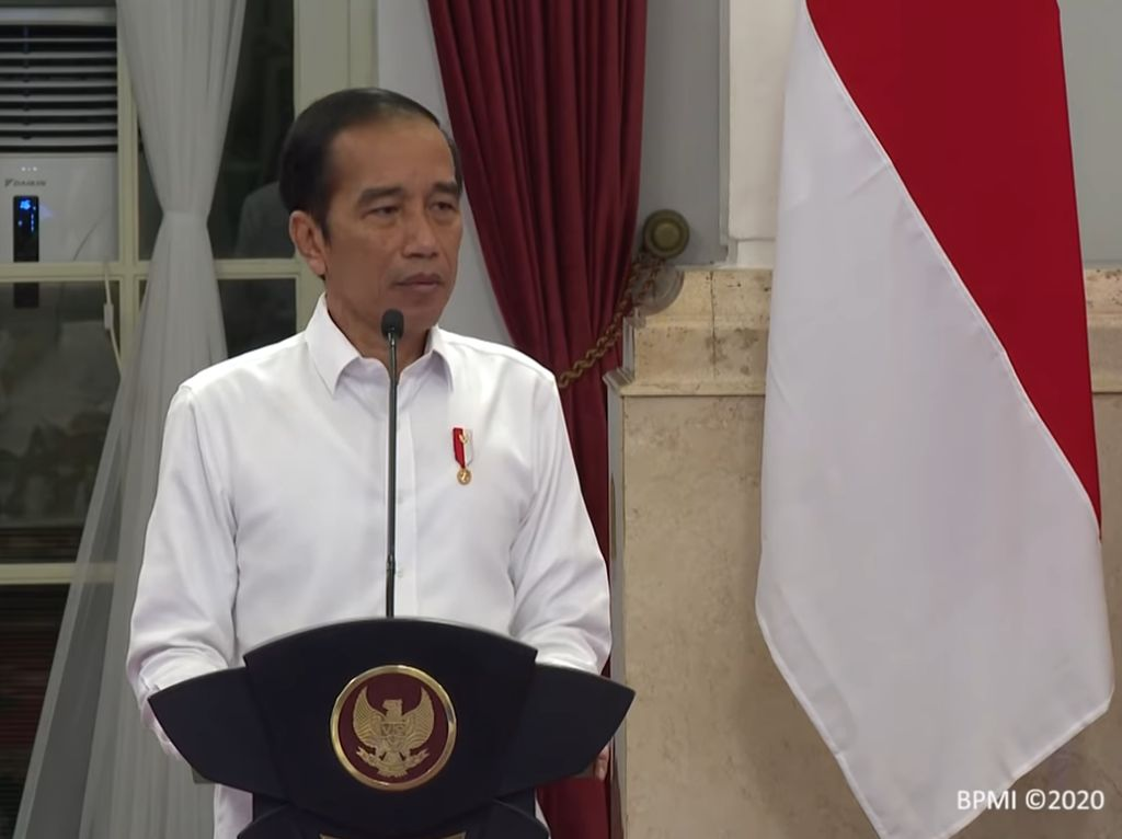 Jokowi Ingatkan Kasus TBC di RI ke-3 Terbesar di Dunia
