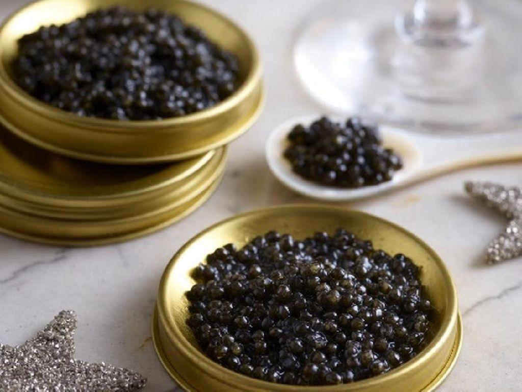 Mahal Banget! Kaviar Langka di Amerika Harganya Capai Rp 165 Juta