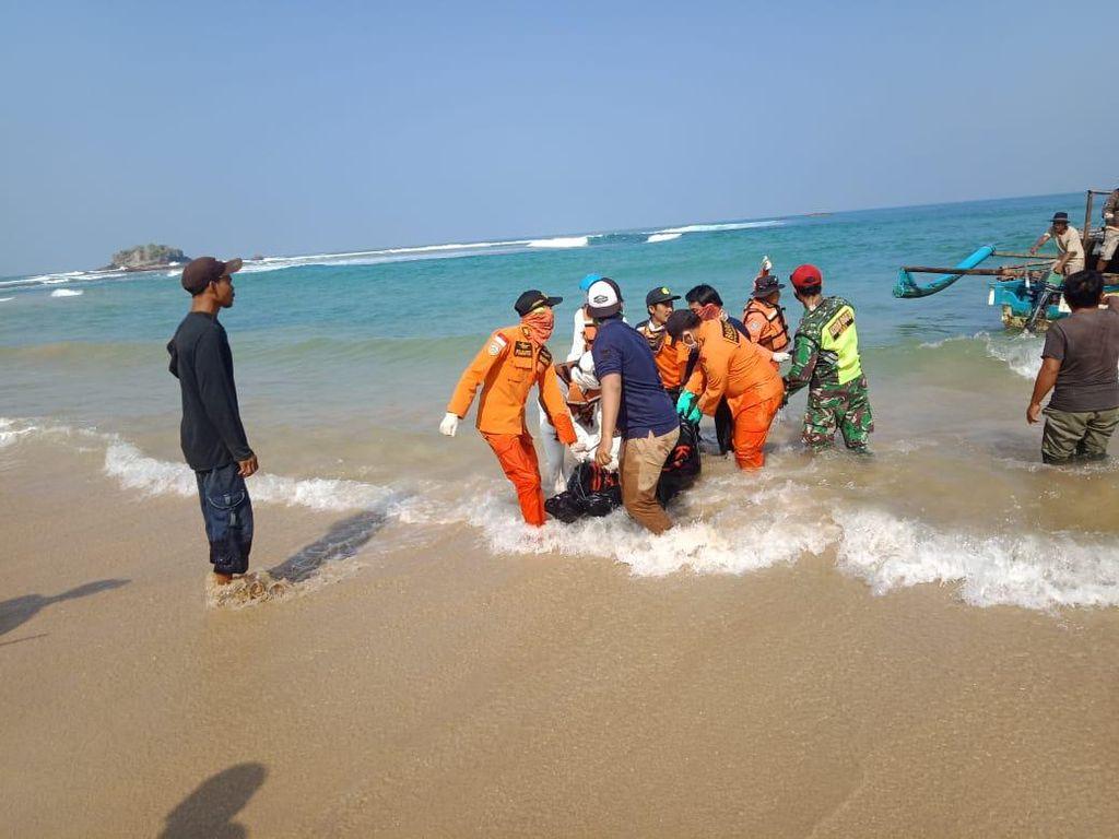 Terseret Ombak Pantai Sawarna, Mahasiswa Bogor Ditemukan Tewas
