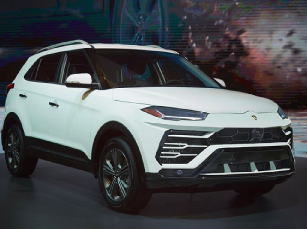 Perkawinan Hyundai dan Lamborghini Lahirkan Hyundai Urus, Aneh Gak Sih?