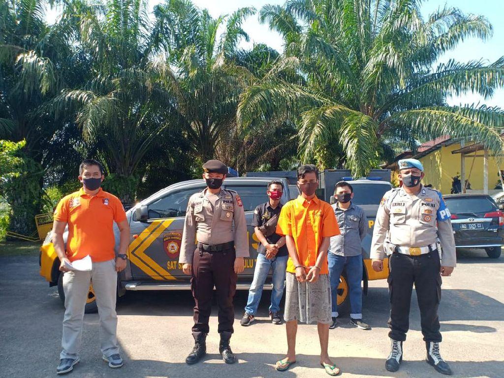 Rayuannya Tak Mempan Berujung Perkosaan, Pria di Bengkulu Dibekuk Polisi