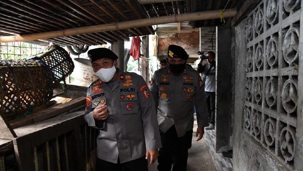 Produsen Tempe Dapat Bantuan dari Polri