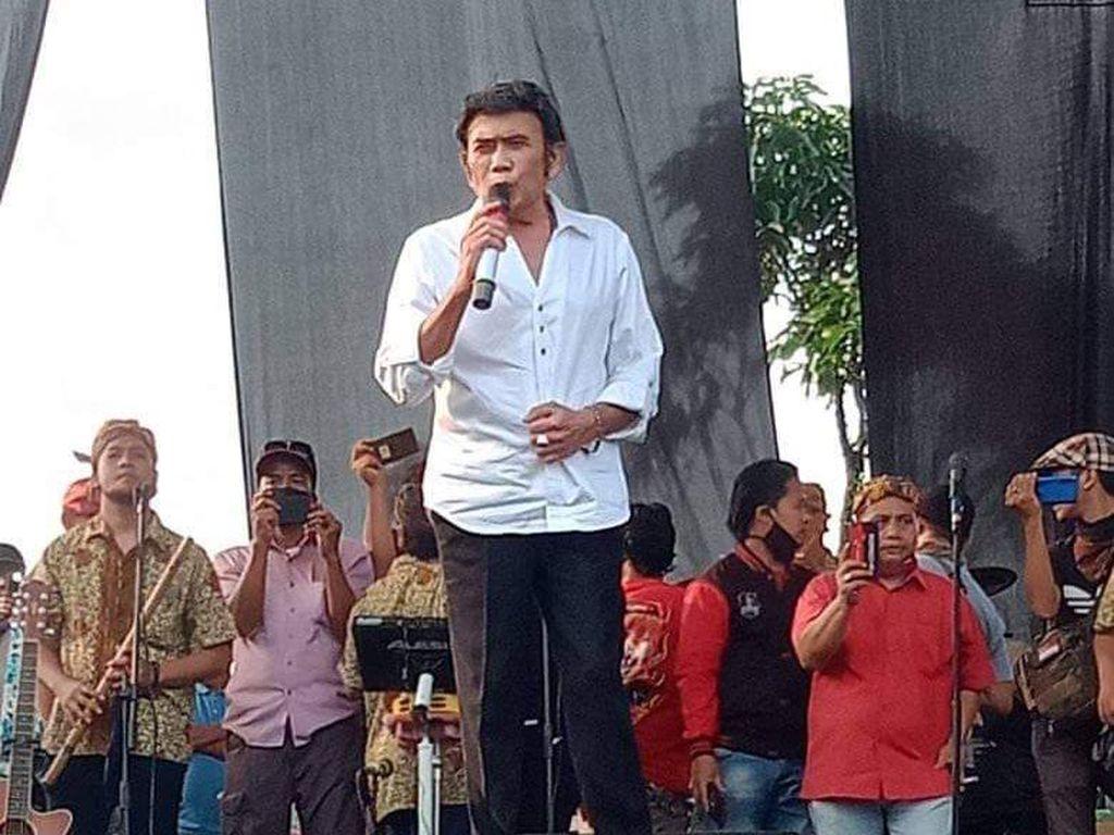 Polisi Akan Periksa Rhoma Irama-Penyelenggara Acara Khitanan di Bogor