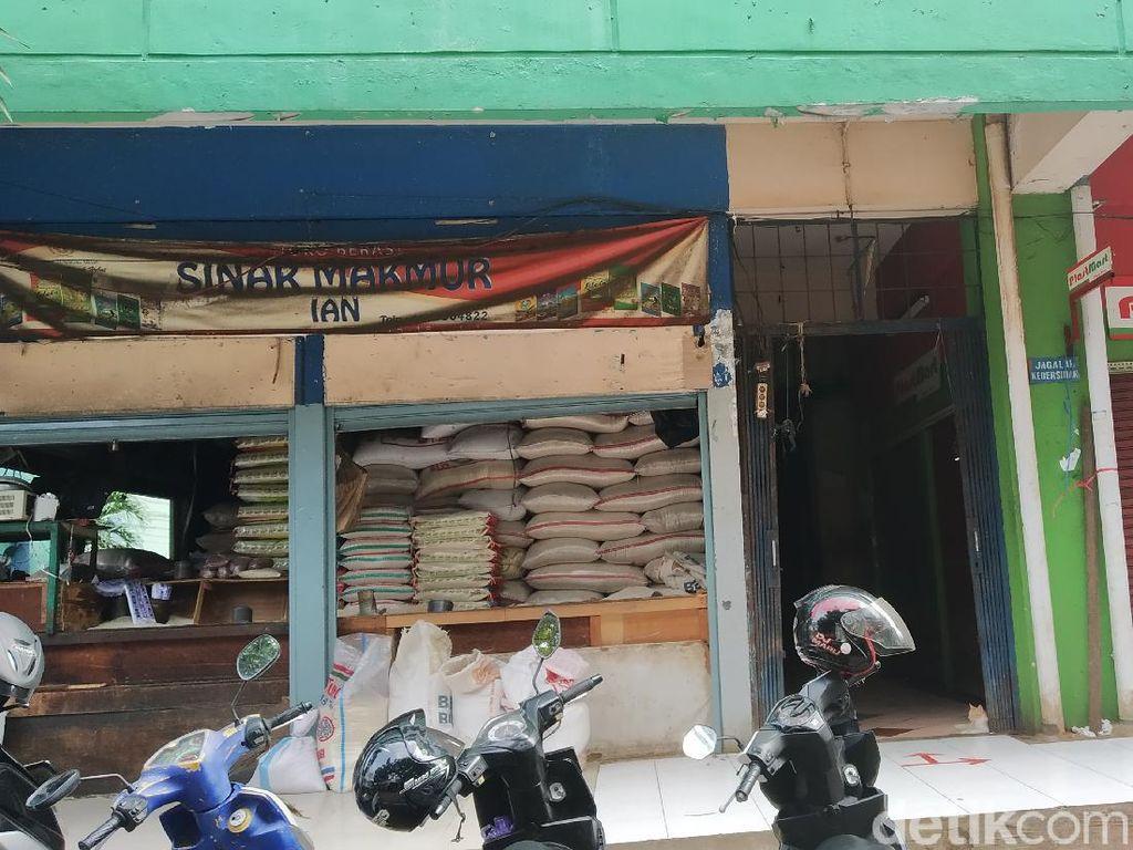 Pasar Palmerah Dibuka Lagi, Pedagang Keluhkan Sepi Pembeli