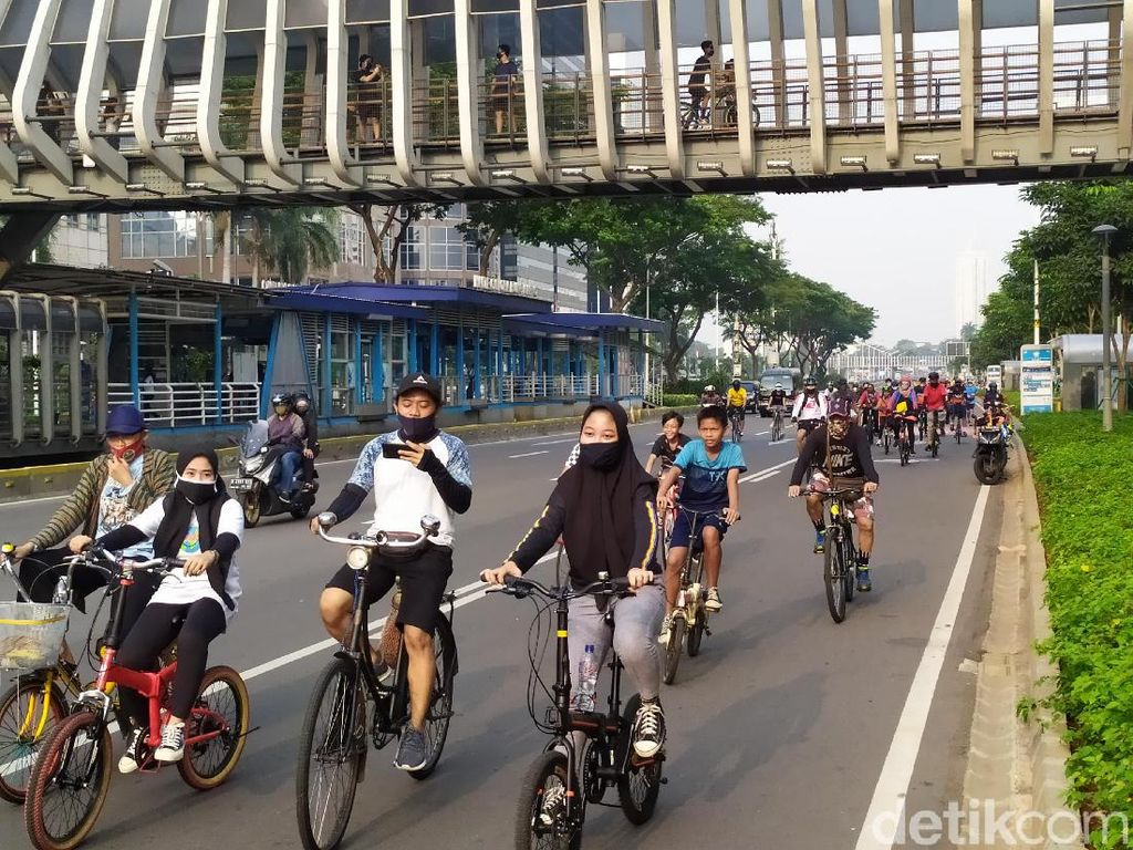 Alasan Sepeda Makin Digilai Sekarang di Mata Pencintanya