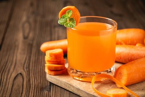 jus wortel bantu melangsingkan badan