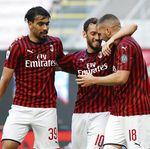 Milan Akhirnya Menang Lawan Tim Papan Atas