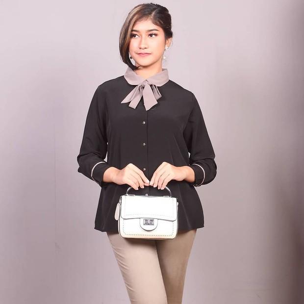 Bella thalia salah satu mahasiswi di Universitas Teknologi Yogyakarta