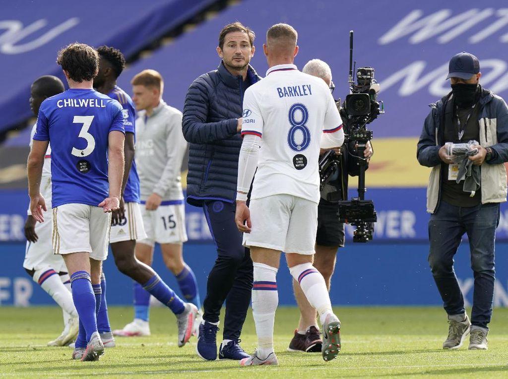 Ross Barkley Jadi Pahlawan Kemenangan, Lampard Lempar Pujian