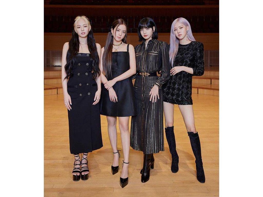 BLACKPINK Jadi Grup Pop Terbesar di Dunia versi Bloomberg