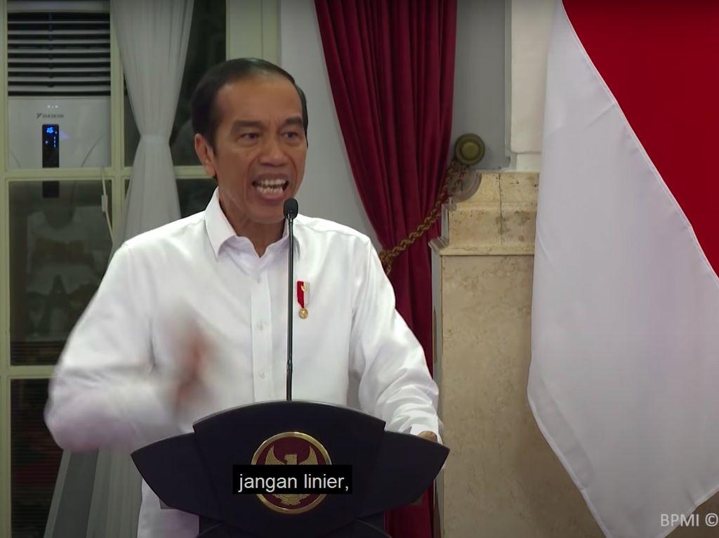 Kemarahan Jokowi dan Kebutuhan Pemerintahan Cergas