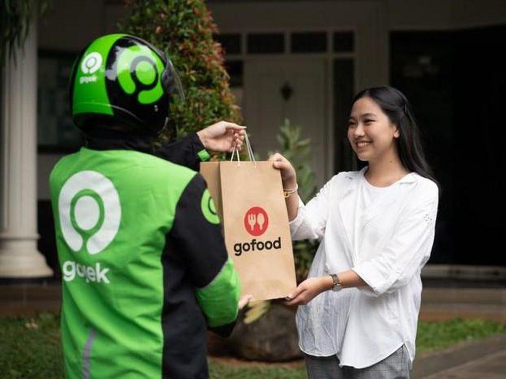 Dapur Bersama GoFood: Pedagang Tinggal Datang, Tanpa Biaya Sewa