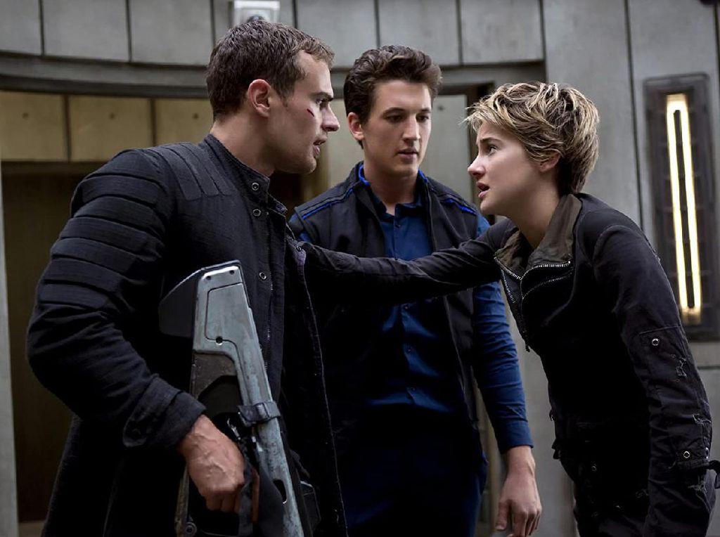 Sinopsis Insurgent, Tayang Malam Ini di Bioskop Trans TV