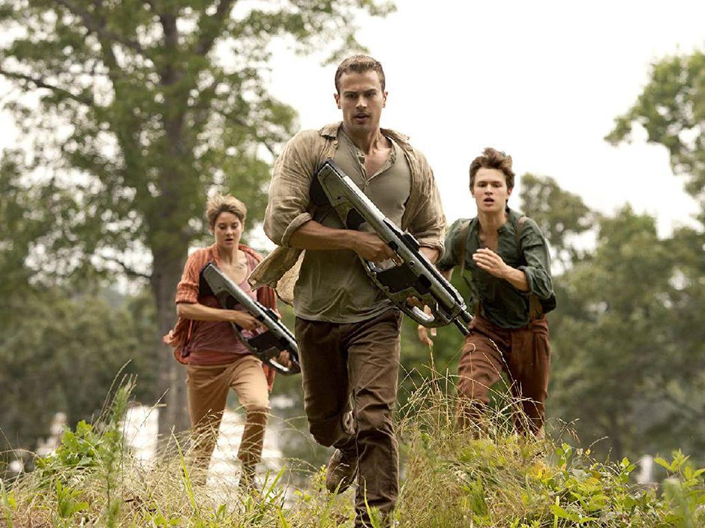 Shailene Woodley soal Adegan Intim di The Divergent Series: Insurgent