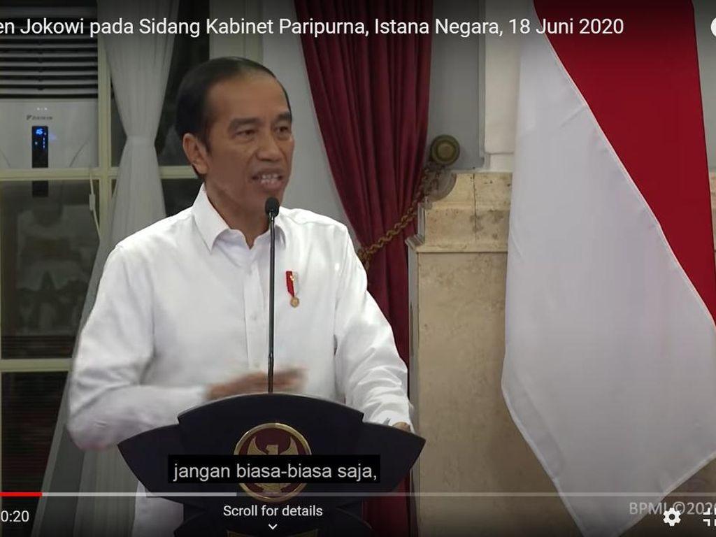 Makna Kemarahan Jokowi di Pidato 18 Juni dari Perspektif Budaya Jawa