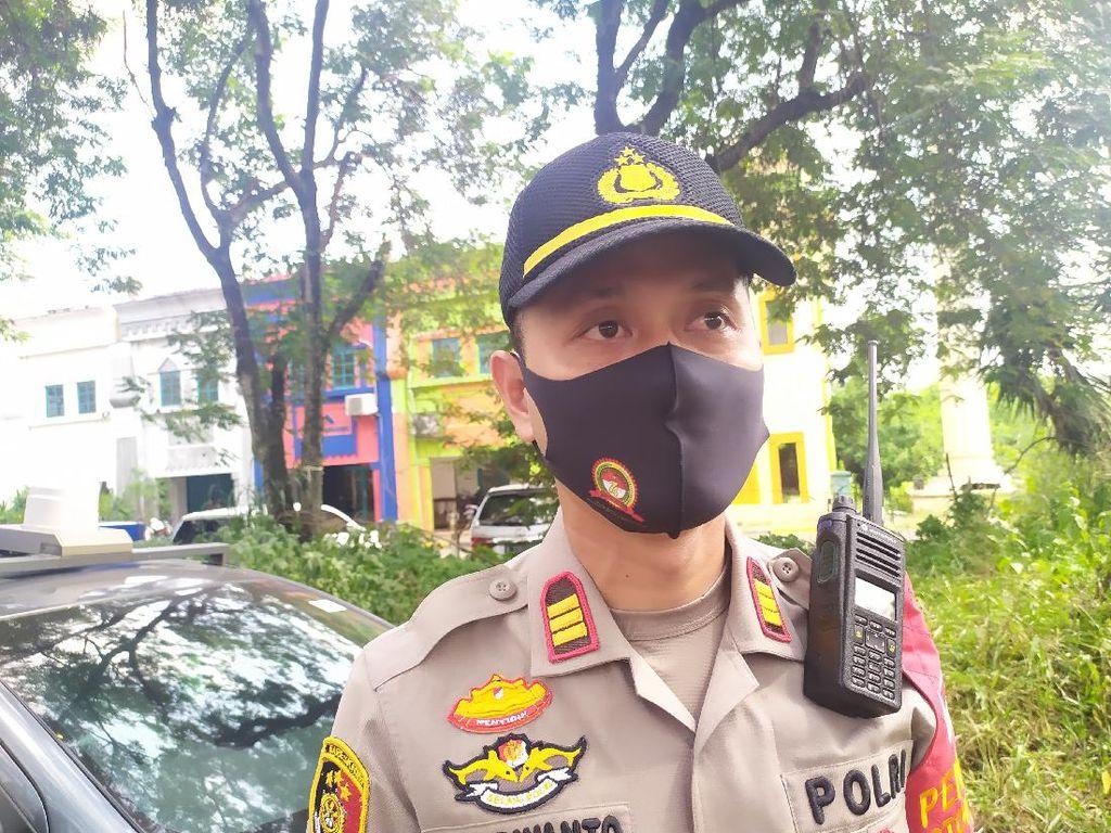 Polisi Minta Peserta Long March PDIP Tangsel Patuhi Protokol COVID