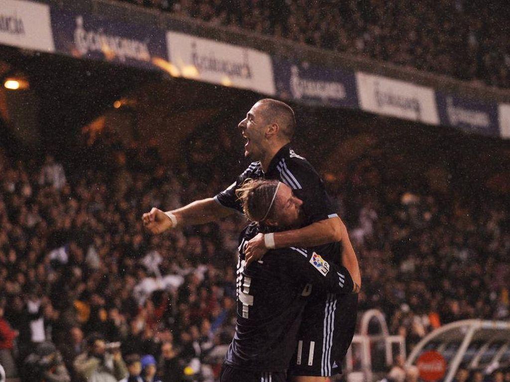Pemain Real Madrid Doyan Assist Tumit: Dulu Guti, Sekarang Benzema