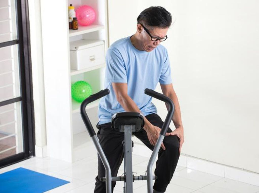 Waspada, Ini Akibat Penurunan Massa Otot pada Lansia