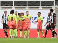 Pep Guardiola: Man City Selalu Lapar Gelar Juara
