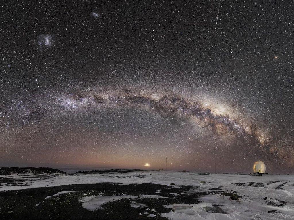 NASA Beberkan Alasan Cari Alien dan Planet Mirip Bumi