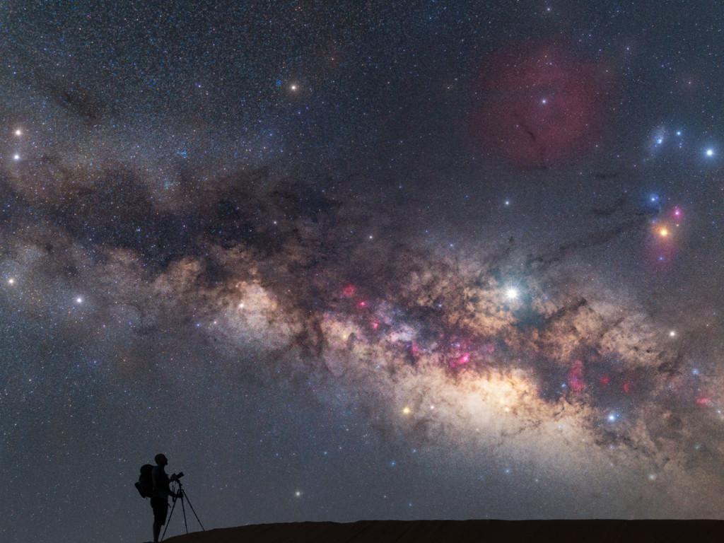 Misteri Bintang yang Lebih Tua dari Alam Semesta