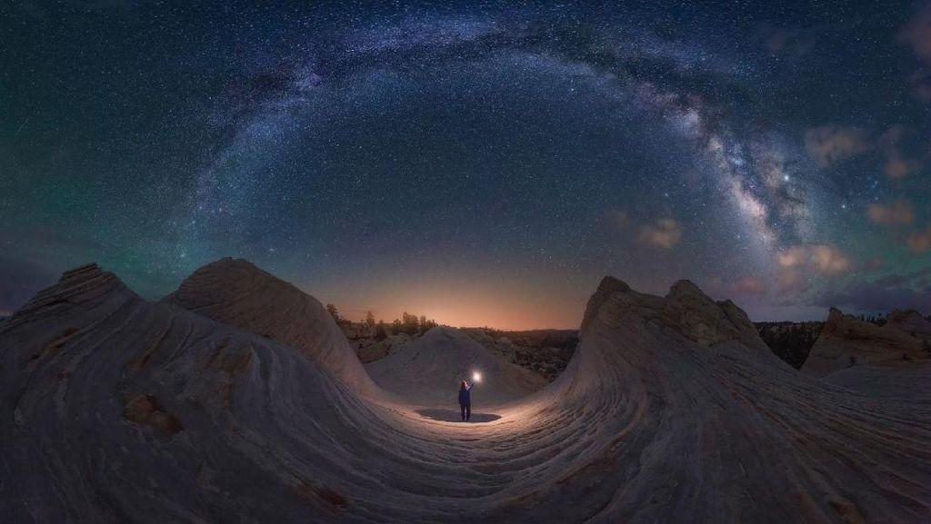 Deretan Foto Milky Way yang Bikin Terkagum-kagum