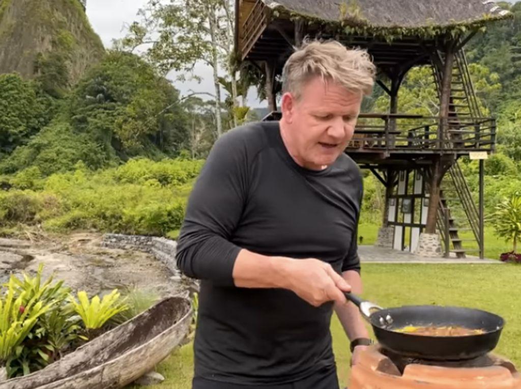 3 Budaya Sumatra Barat yang Diperkenalkan ke Gordon Ramsay