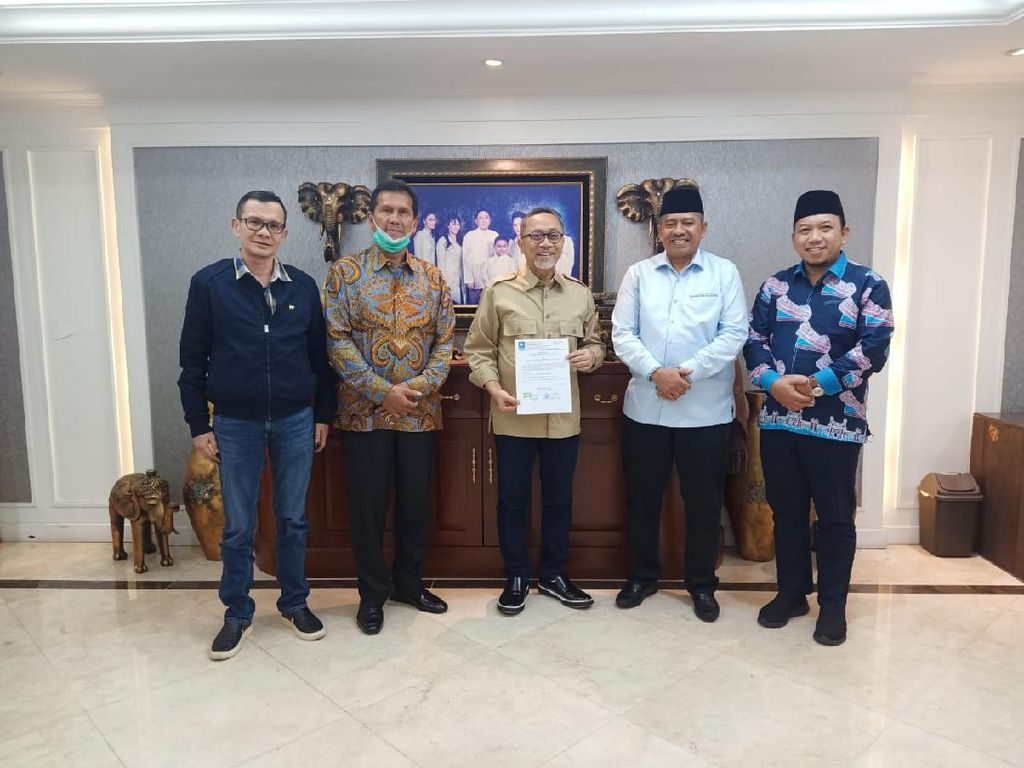 PAN Dukung Bupati Petahana Maju di Pilkada Siak Riau