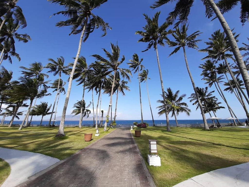 Pantai Cantik yang Dikunjungi Jokowi di Banyuwangi