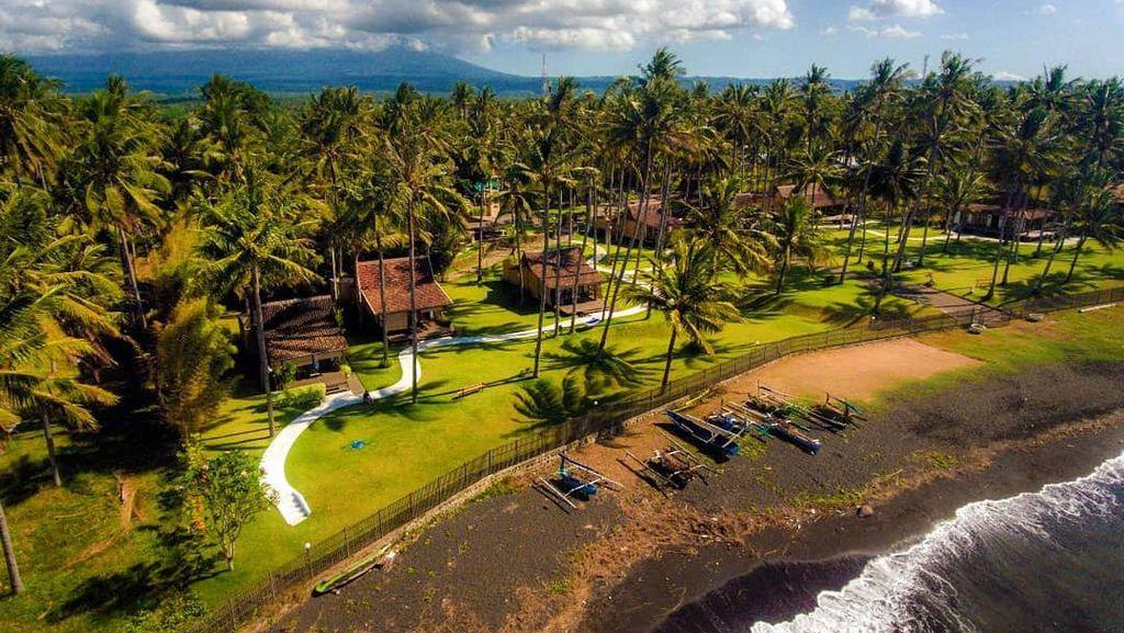 Potret Pantai Cantik Banyuwangi yang Didatangi Jokowi