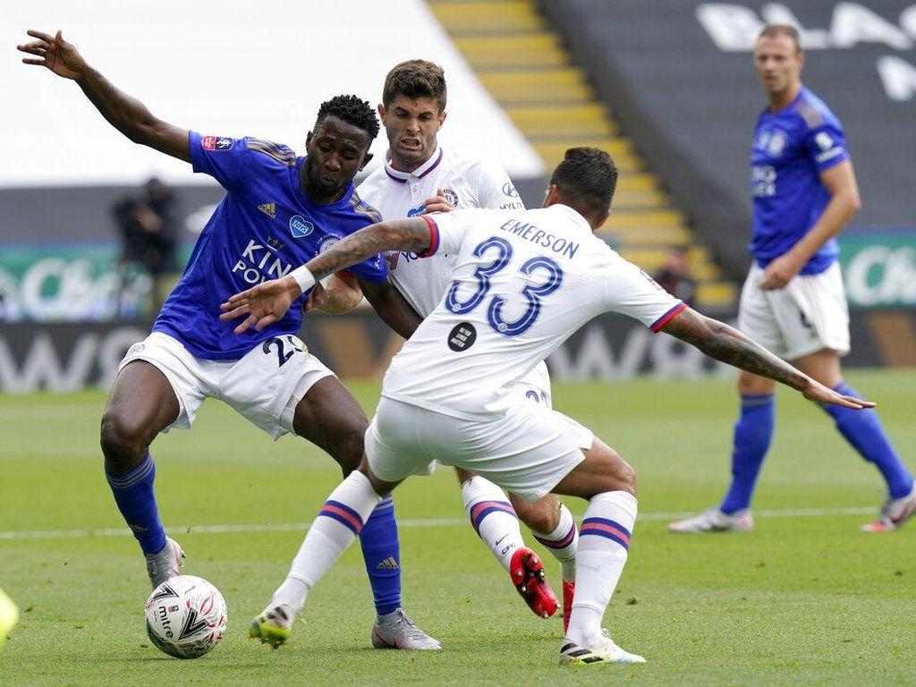 9 Data-Fakta Leicester Vs Chelsea, Kickoff Rabu Dini Hari