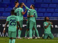 Klasemen Liga Spanyol: Real Madrid Dua Poin di Atas Barcelona